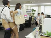 A Typical Office Working Day In Japan.