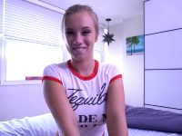 Cute And Excited Bailey Brooks Strips