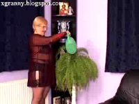 Granny Anal And DP