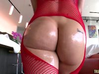 Kissa Sins Likes To Suck Cock After It Comes Straight Out Of Her Ass