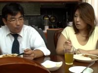 Naho Watches Porn With Her Nephew Then Fucks Him