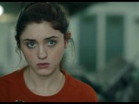 Natalia Dyer Finding Creative Ways To Get Off