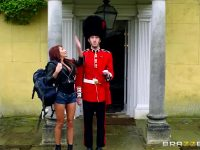 Pranking The Queen's Guard