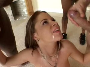 Amee Donovan's Slutty Face Gets Wrecked