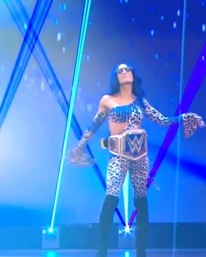 Best And Sluttiest Entrance In All Of Wrestling 🥵