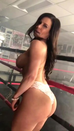 Booty In The Ring