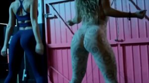 Busted Many Loads To Sommer Ray's Twerking Instruction Video