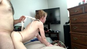 Collared, Roped, Used…good Little Sub