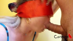 Cum Swallow GIF By Catinred