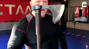 Defending An AXE With A Weak Shield