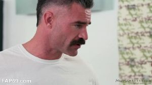 """Demi Sutra Gives Her White StepDad A """"Massage"""""""