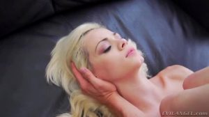 Elsa Jean Getting Her Super Tight Pussy Fucked