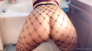 Fishnets Leave Little To The Imagination