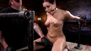 Gabriella Paltrova Vibed And Fingered To A Sitting Orgasm