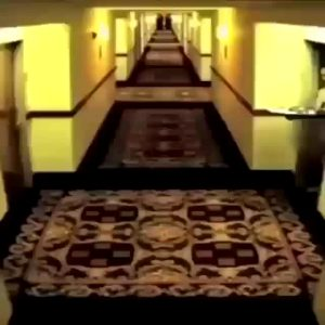 Getting Locked Outside A Hotel Room With A Twist