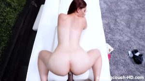 Gorgeous With Big Tits Fucked In Ass By A Big Black Cock In Her Porn Audition HD