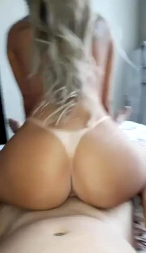 Gripping Real Tight And Great Ass