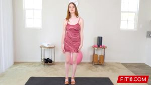 Hazel Moore – 19 – Body Better Than Expected