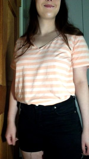 Here's What's Under Today's Outfit, I'm Going To A Fair With A Friend