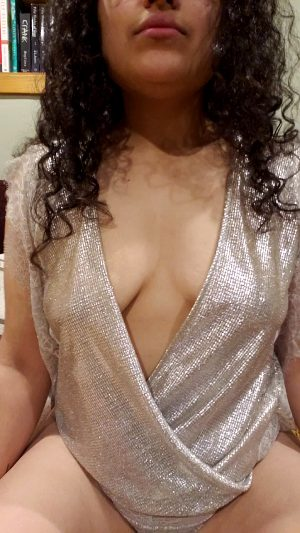 Hi! Here Is A Titty Dance For You! :)