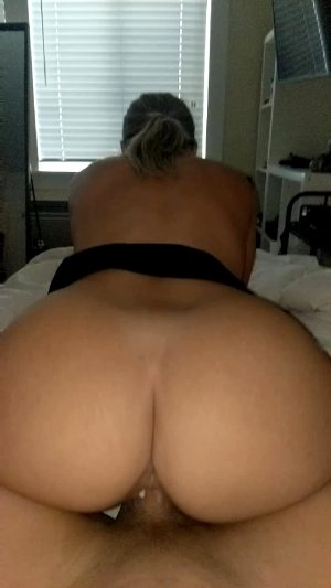 I Love Cumming All Over His Cock, It Makes Me Just Want To Ride Him Harder.