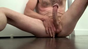 I Want You To Spit On My Big Fat Cock While I Jack Myself Off