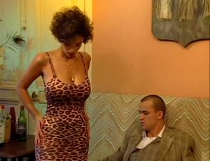 INCREDIBLE Body On '90's French Porn Star Judith Barcelona