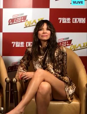 Incredible Cutie Evangeline Lilly