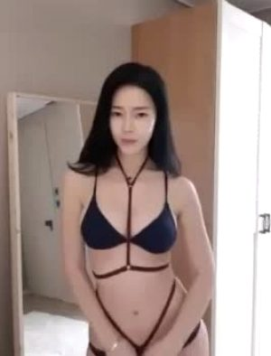 KBJ Playing With Her Tits