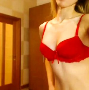 Mika Dancing In Bra And Panty