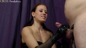 Mistress Anette Is Just Too Cute – Teasing 'til He Cums