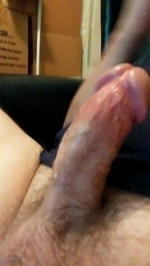My Cut Cock Spewing A Huge Load – What A Mess!!