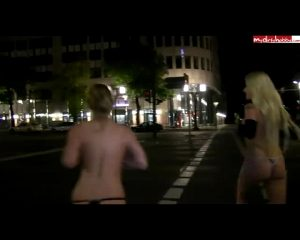 Nude And Peeing In Public