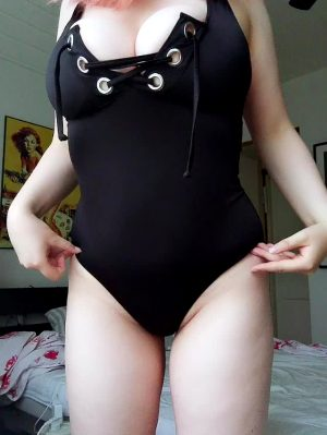 Rainy Day, So No Beach, But Now You Guys Can Get To See My Swimsuit
