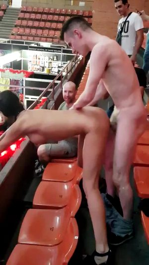 Sex At A Convention