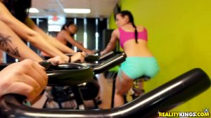 So… Is This How Spinning Classes Actually Work?