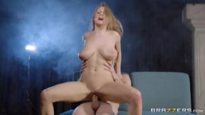 Stunning Hot Blonde With Big Natural Tits Fuck A Huge White Cock Guy HD