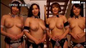 The Maid's Creampie Special: Big Tits' Service Paradise