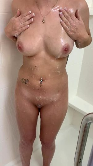 These Irm Tits Feel Amazing When They're All Soaped Up