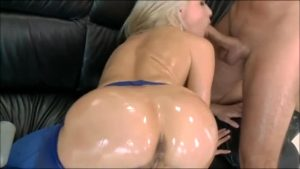 This Is Amazing Big Ass Babe Anikka Albrite Giving A Blowjob
