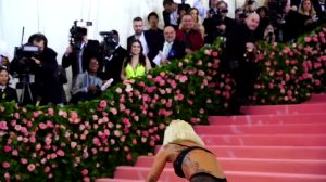 This Met Gala Performance Was Legendary. Anyone Have Other Angles Or Vids?