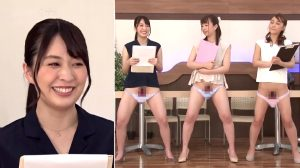 Three Girls Squirt In Their Panties While Trying To Read The News, Part 3