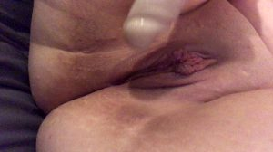 Trying To Get My Toy To Fit In My Tight Little Pussy… Could You Help?