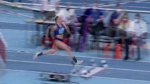 Wedgie Queen Paraskevi Papachristou With A World Leading Jump