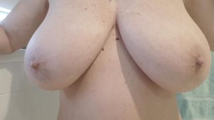 Who Wants To Drink The Milk As It Runs Down My Boobs ? 54yo ???