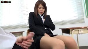 """Young And SHY Japanese Teachers """"got My Dick Hard"""""""