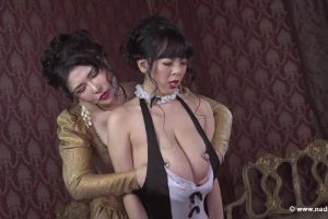 Anri Is Very Envious Of Hitomi