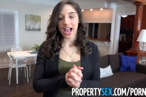 College Student Fucks Big Ass Abella Danger The Real-Estate Agent 🙌