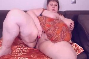 Fat Pussy Big Belly And Heavy Hooters