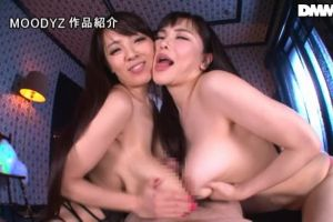 J & L – Two Pairs Of Huge Tits Take Real Creampies Anri Okita Hitomi